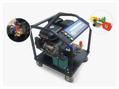 高壓清洗機-汽油動力