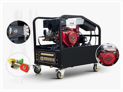 高壓熱水清洗機-KQ-2015DH
