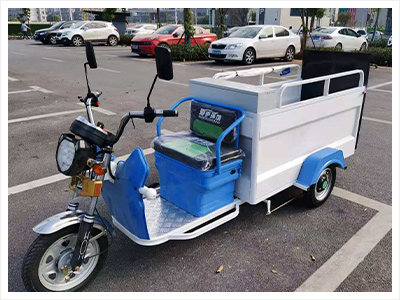 電動三輪雙桶車-LKGT-302