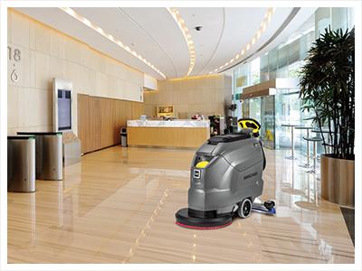 緊湊型洗地吸干機-MN-BD50