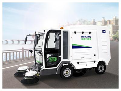 大型電動掃路車-MN-S2000